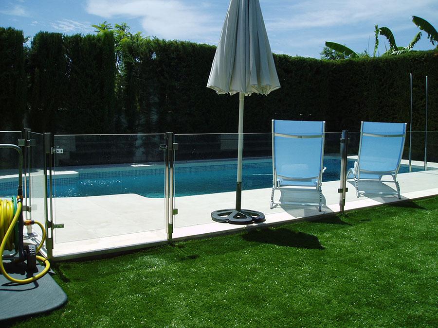 Cristales para piscinas cubiertas para piscinas with - Cristales para piscinas ...