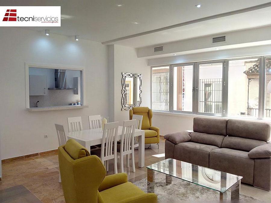 Dise o de interiores en sevilla tecniservicios cuenta con - Empresa diseno de interiores ...