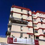empresa de pintura de fachadas de edificios