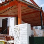 construcción porche en sevilla