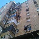 trabajos verticales de edificios en sevilla