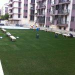suelo de cesped artificial en sevilla